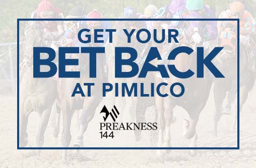 Preakness Stakes Cash-back